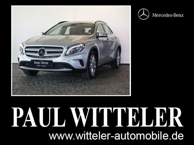 Mercedes-Benz GLA 200 Style Navi/Xenon/Parktronic/LM-Felgen/, Jahr 2014, petrol