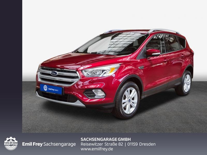 Ford Kuga 1.5 EcoBoost 2x4 Business Edition Winter-Paket, Jahr 2016, Benzin