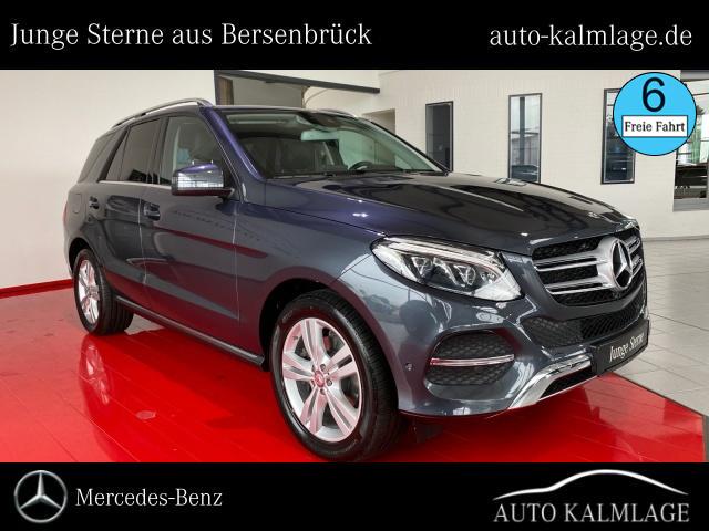 Mercedes-Benz GLE 350 d 4M AMG-Int+Comand+Airmatic+LED+AHK SHD, Jahr 2016, Diesel