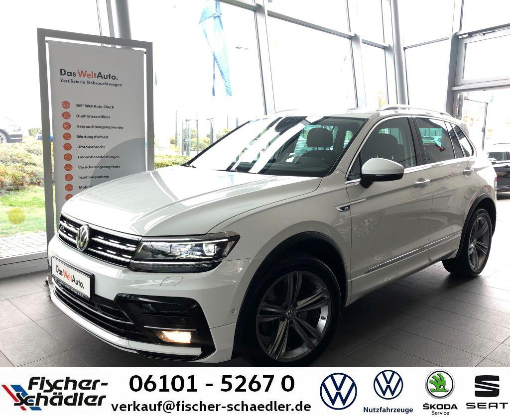 Volkswagen Tiguan Highline 2.0TSI*DSG*RLine*4Motion*Navi*Pa, Jahr 2017, Benzin
