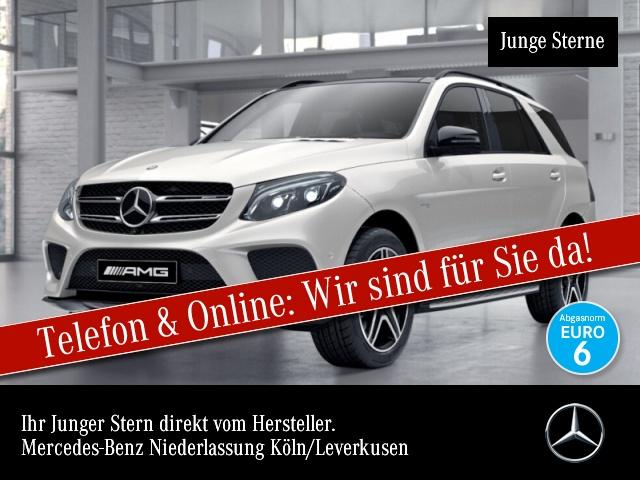 Mercedes-Benz GLE 43 AMG 4M AMG 360° Stdhzg Pano Harman Distr., Jahr 2017, Benzin