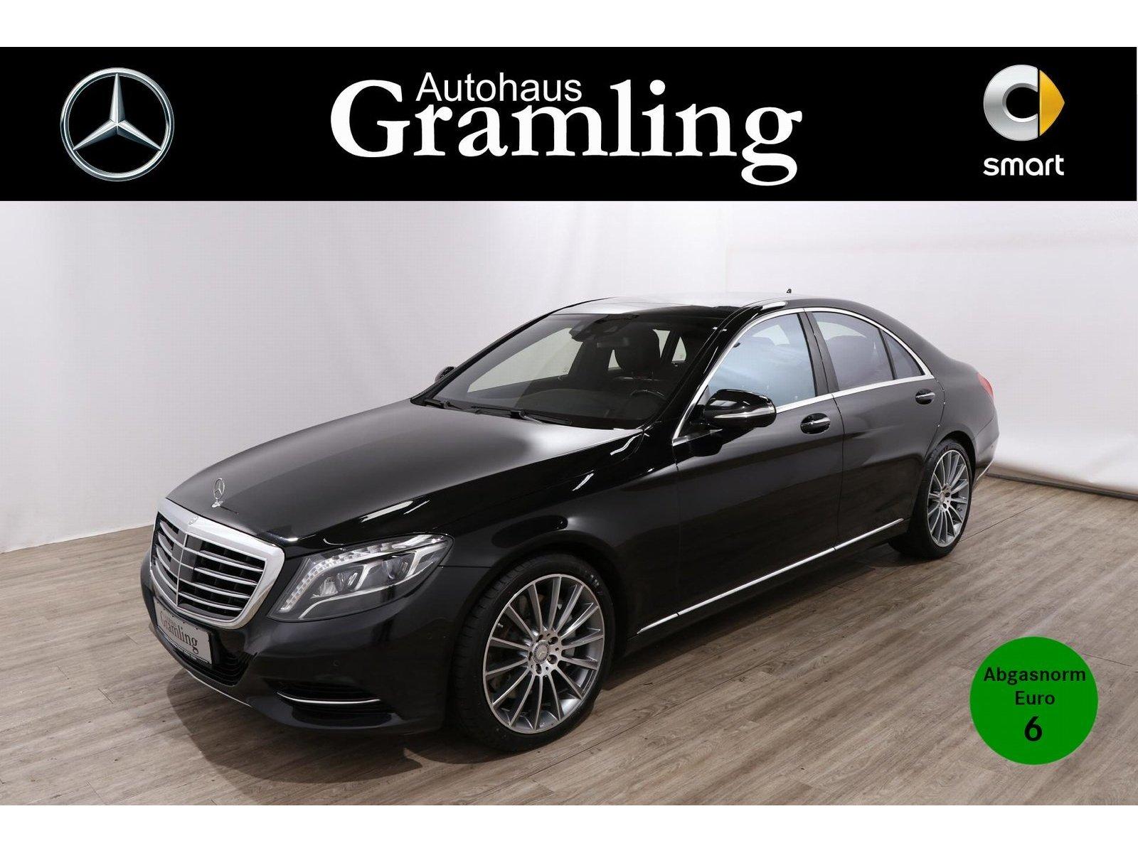 Mercedes-Benz S 500 4M HUD*Pano*EDW*Sitzklima*Nachtsichtass*TV, Jahr 2014, Benzin