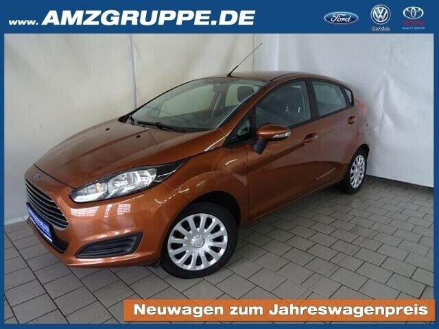 Ford Fiesta 1.0EB Trend Klima+MP3+Sitzheiz+el.Fenster, Jahr 2013, Benzin
