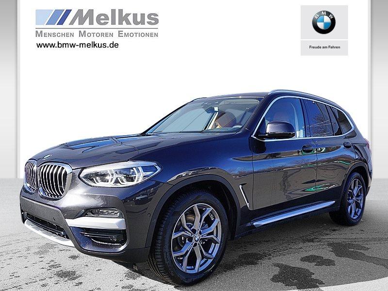 BMW X3 xDrive20d Standheizung-Lenkradheizung-Adaptiver LED Scheinwerfer-HIFI-Head Up- Top View-, Jahr 2021, Hybrid_Diesel