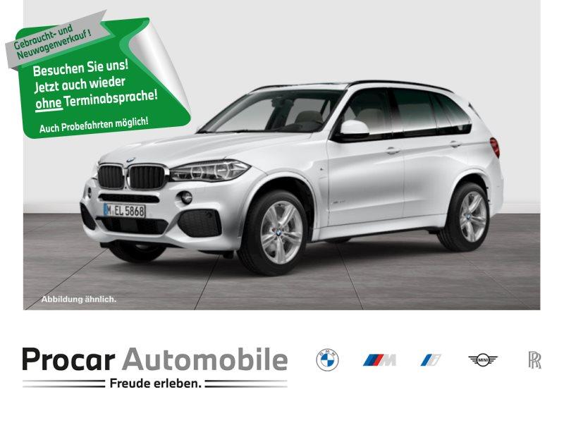 BMW X5 xDrive30d M Sport Head-Up DAB LED WLAN, Jahr 2018, Diesel