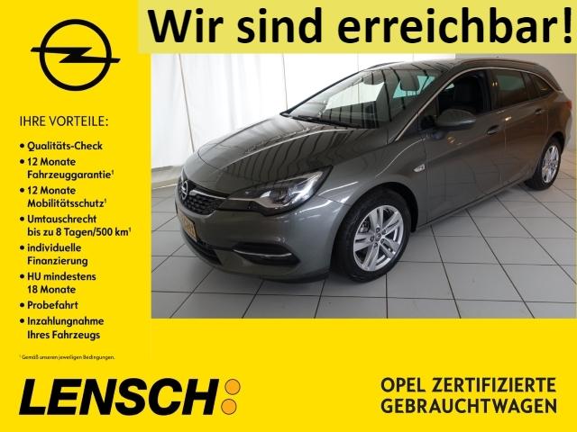 Opel Astra K ST 1.5 D Elegance AUTOM+NAVI+MATRIX+SHZ, Jahr 2020, Diesel