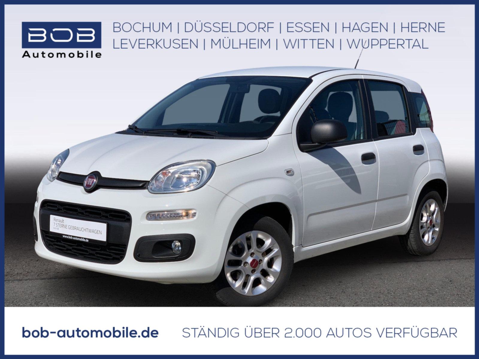 Fiat Panda 1.2 MyStyle KLIMA ZV LM, Jahr 2015, Benzin