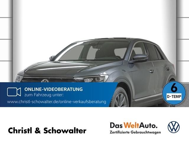 Volkswagen T-Roc Sport 1.5 TSI DSG Navi LED Climatronic Klima, Jahr 2020, Benzin