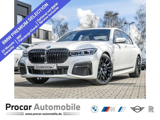 BMW 745e M Sportpaket HIFI Leas,abEuro1.059, Jahr 2020, Hybrid