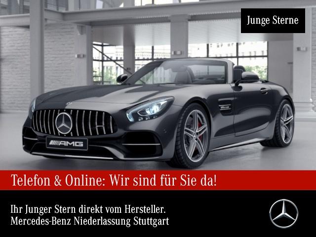 Mercedes-Benz AMG GT C Roadster Dynamic Plus PerfSitze Distro., Jahr 2017, Benzin