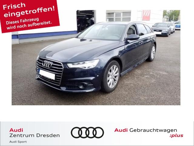 Audi A6 Avant 3.0 TDI quattro LED-SW ACC Navi, Jahr 2018, Diesel
