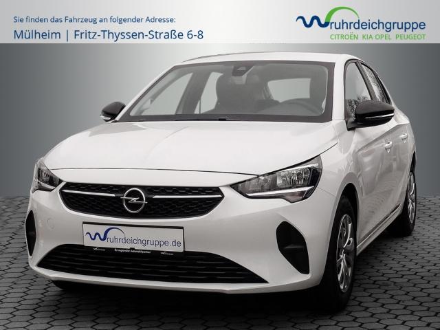 Opel Corsa F Edition 1.2 *SHZ+PDC+Rückfahrkamera*, Jahr 2021, Benzin