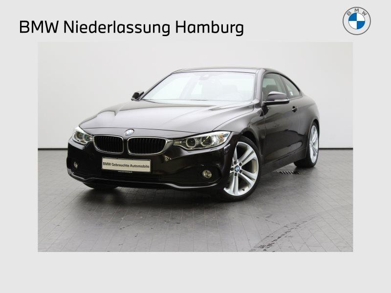 BMW 418d Coupé Advantage HiFi Xenon GSD Navi Bus., Jahr 2017, Diesel
