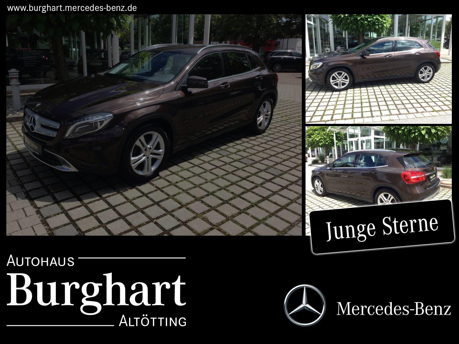 Mercedes-Benz GLA 200 Urban/Business/AHK/Navi/Xenon/ParkAssist, Jahr 2016, Benzin
