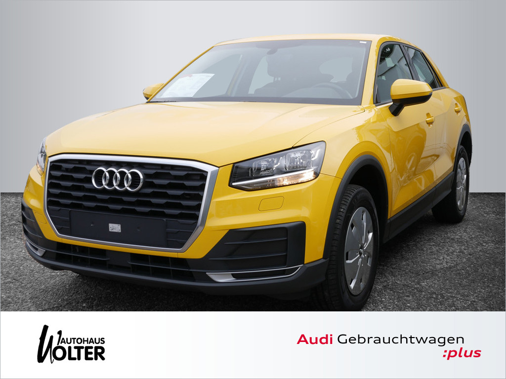 Audi Q2 1.6 TDI, Jahr 2018, Diesel