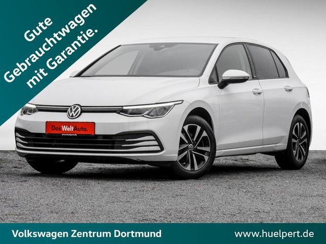 Volkswagen Golf VIII 1.5 United LED NAVI DAB+ APP-CONN ACC PDC, Jahr 2020, Benzin