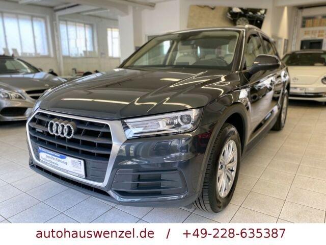 Audi Q5 quattro 2.0 TDI Aut. LEDER STANDHEIZUNG AHK, Jahr 2017, Diesel