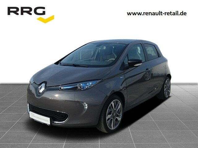 Renault Zoe Life Z.E. 40 zzgl. Batteriemiete BOSE-Paket, Jahr 2019, Elektro