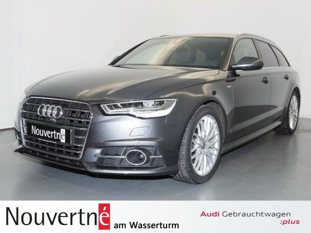 Audi A6 Avant 2.0 TDI quattro S-Line AHK Matrix Bose, Jahr 2017, Diesel