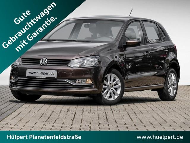 Volkswagen Polo 1.2 Comfort KLIMA GRA ALU PDC, Jahr 2016, Benzin