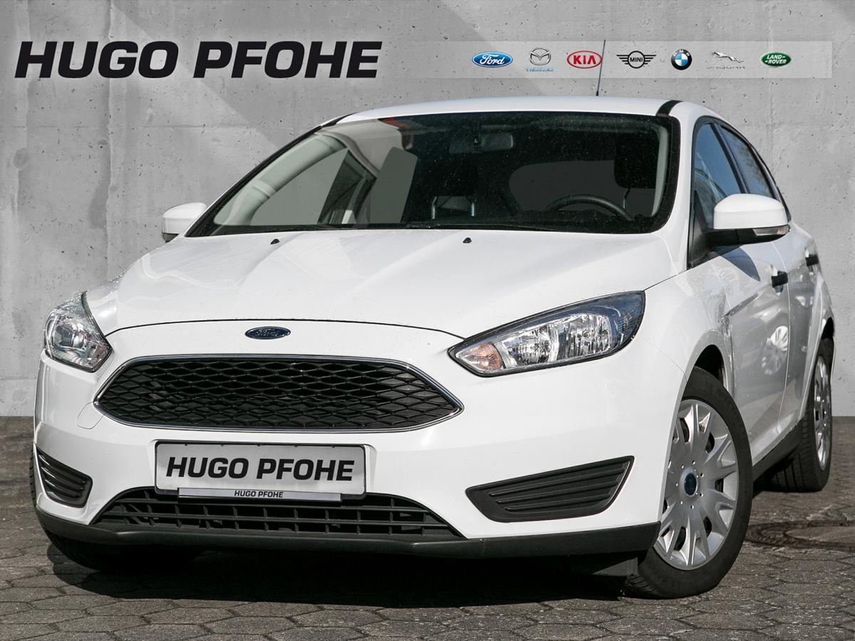 Ford Focus Ambiente 1.0 EcoBoost Start-Stopp-System, Jahr 2016, Benzin