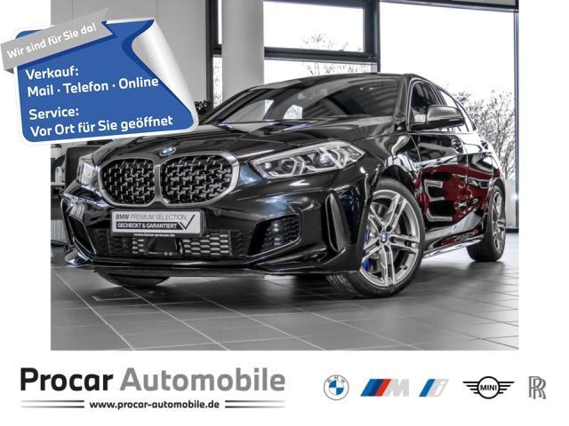 BMW M135i xDrive Sport Aut. Klimaaut. Head-Up ab 390, Jahr 2020, Benzin