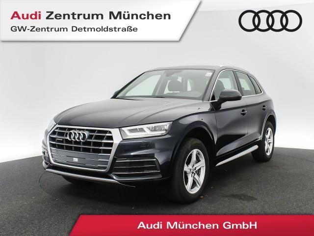 Audi Q5 40 TDI qu. Sport AHK LED Navi SideAssist R-Kamera S tronic, Jahr 2019, Diesel