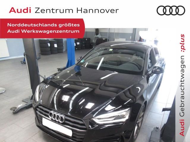 Audi A5 Sportback 3.0 TDI sport+S-line+virtual+Teilleder+Xenon+Navi, Jahr 2018, Diesel