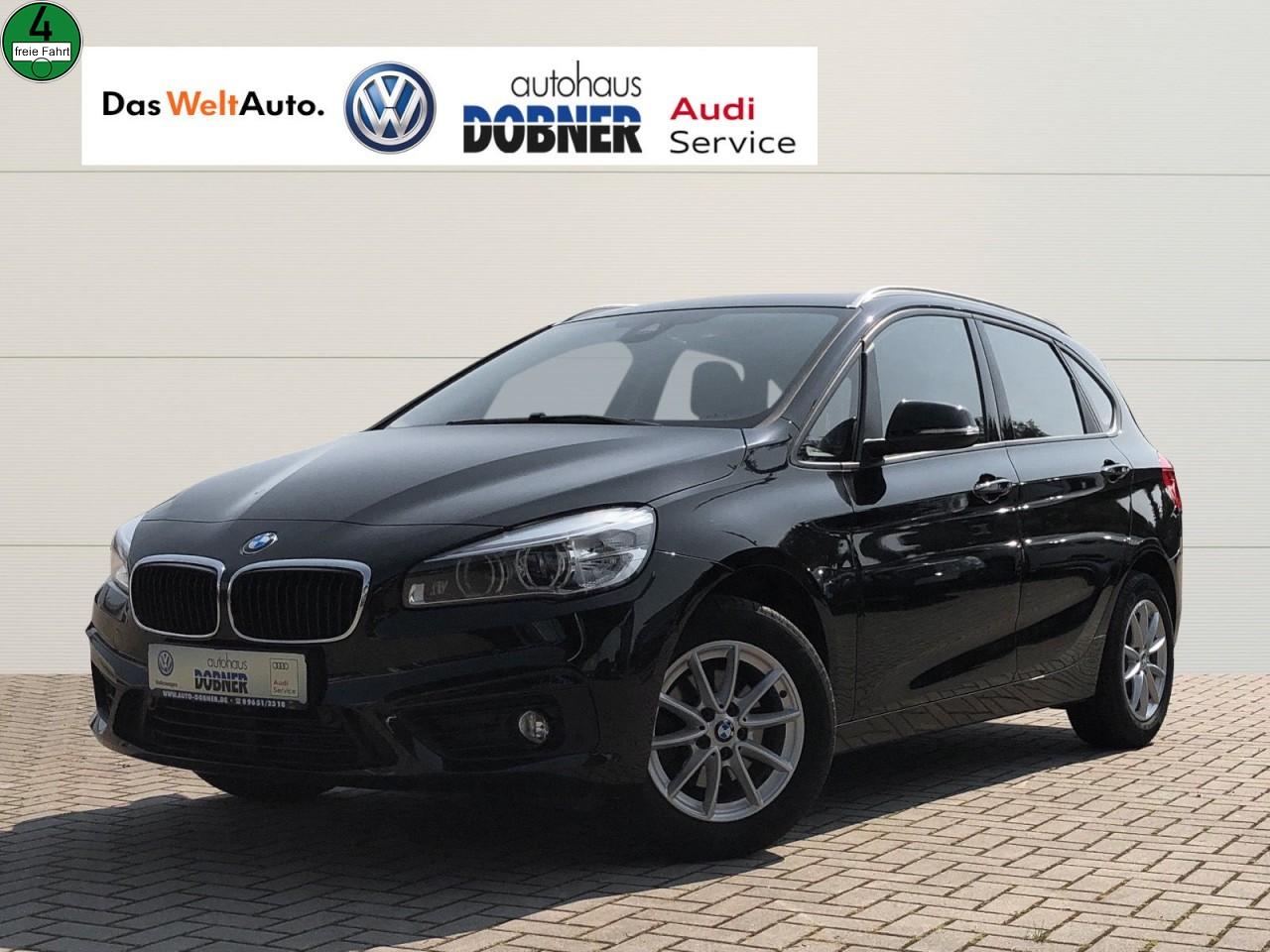 BMW 2er Active Tourer 218i Advantage LED+NAVI+SITZHZ, Jahr 2016, Benzin