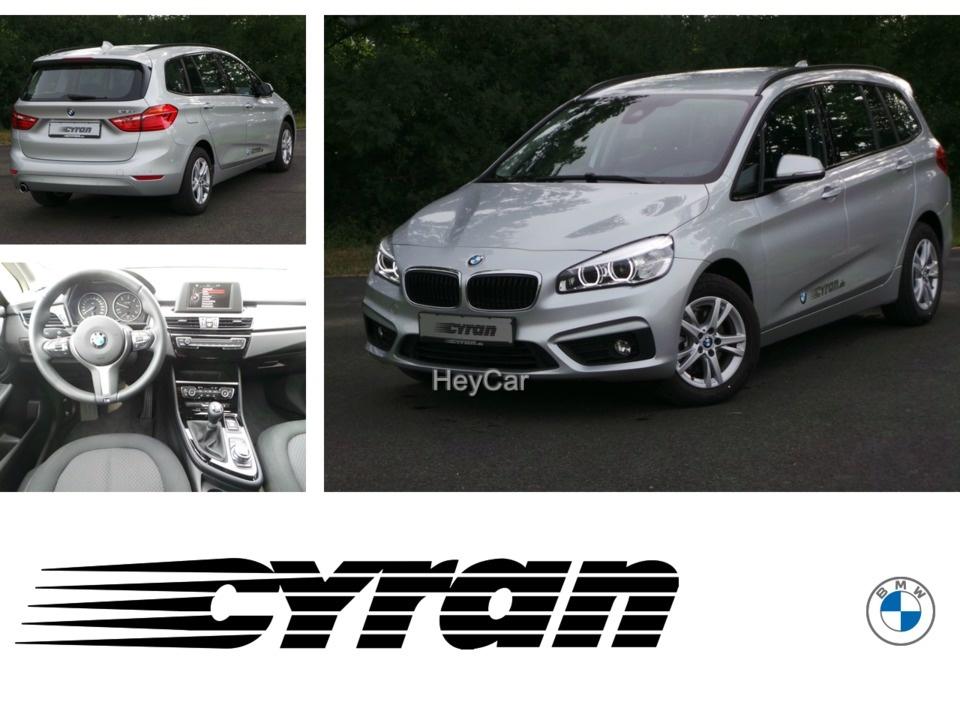 BMW 216 Gran Tourer Advantage Klimaaut. PDC Sitzhzg. Vorn NSW MF Lenkrad, Jahr 2018, Diesel