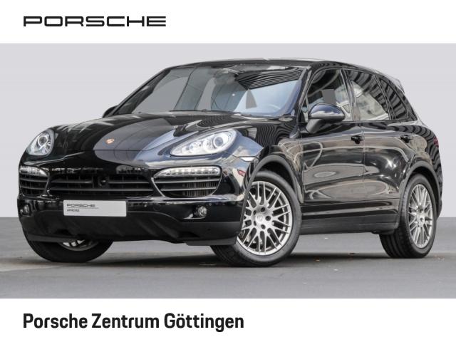 Porsche Cayenne S Diesel ACC Bose Verkehrszeichenerk. Luftfederung e-Sitze, Jahr 2014, Diesel