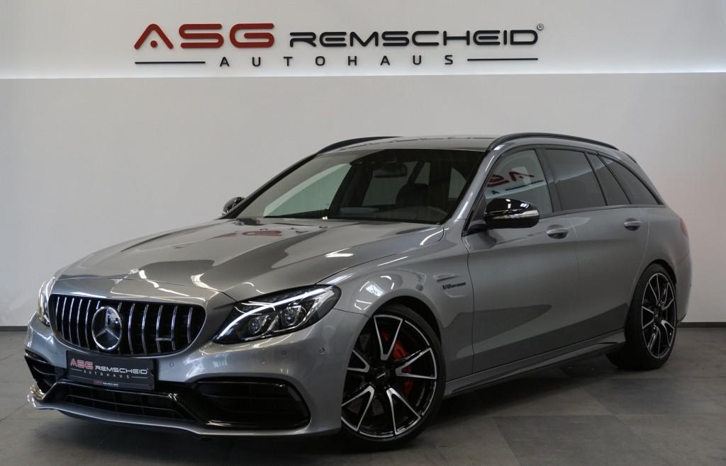 Mercedes-Benz C 63 AMG T*Distronic *Kam. *Night *H-UP *Night, Jahr 2014, Benzin
