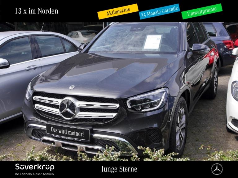 Mercedes-Benz GLC 200 d 4M MBUX LED AHK Kamera Sitzheizung, Jahr 2019, Diesel