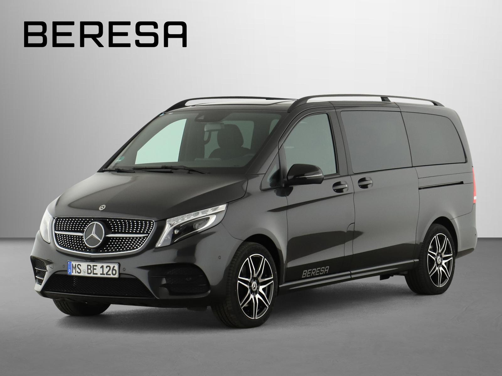 Mercedes-Benz V 300 Lang, Jahr 2021, Diesel