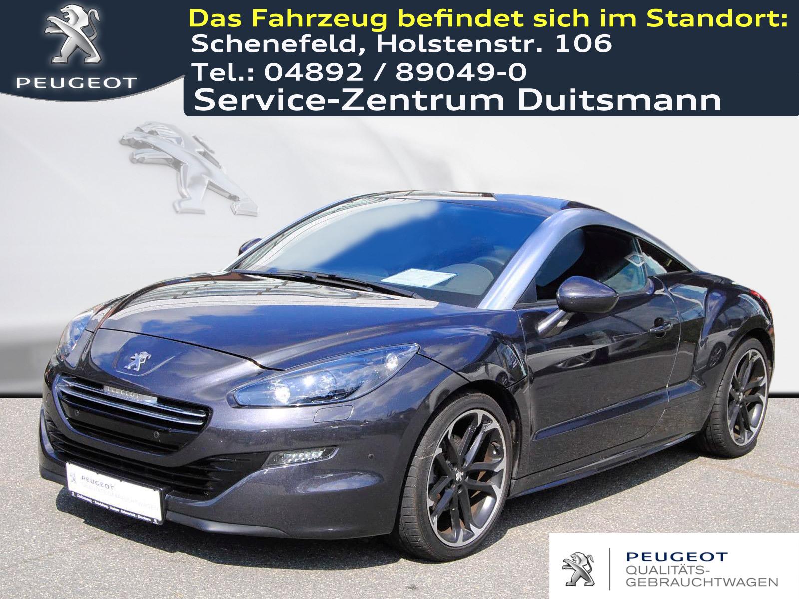 Peugeot RCZ 1.6 155 THP, Jahr 2014, Benzin