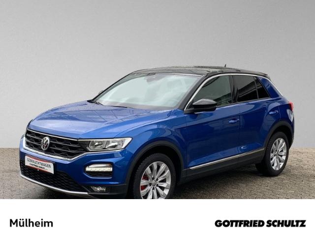 Volkswagen T-Roc 1.5 TSI SPORT NAVI AHK VIRT.COCKP. Sport, Jahr 2019, Benzin