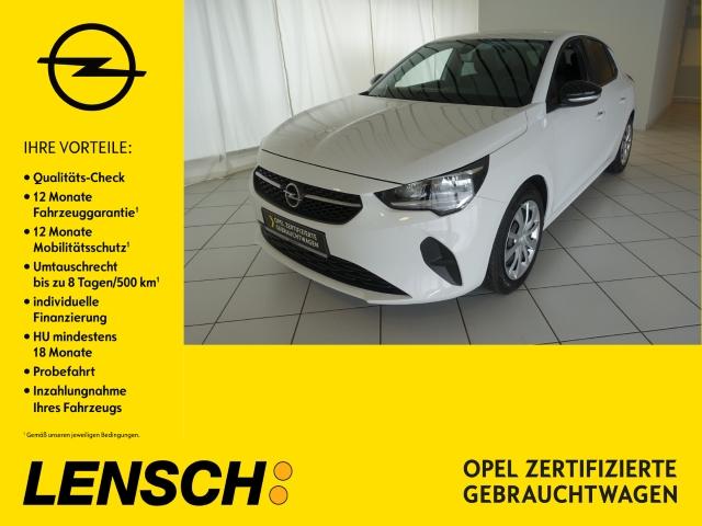 Opel Corsa F Edition 1.2 Turbo INTELLILINK+SITZHZ+PDC, Jahr 2020, Benzin