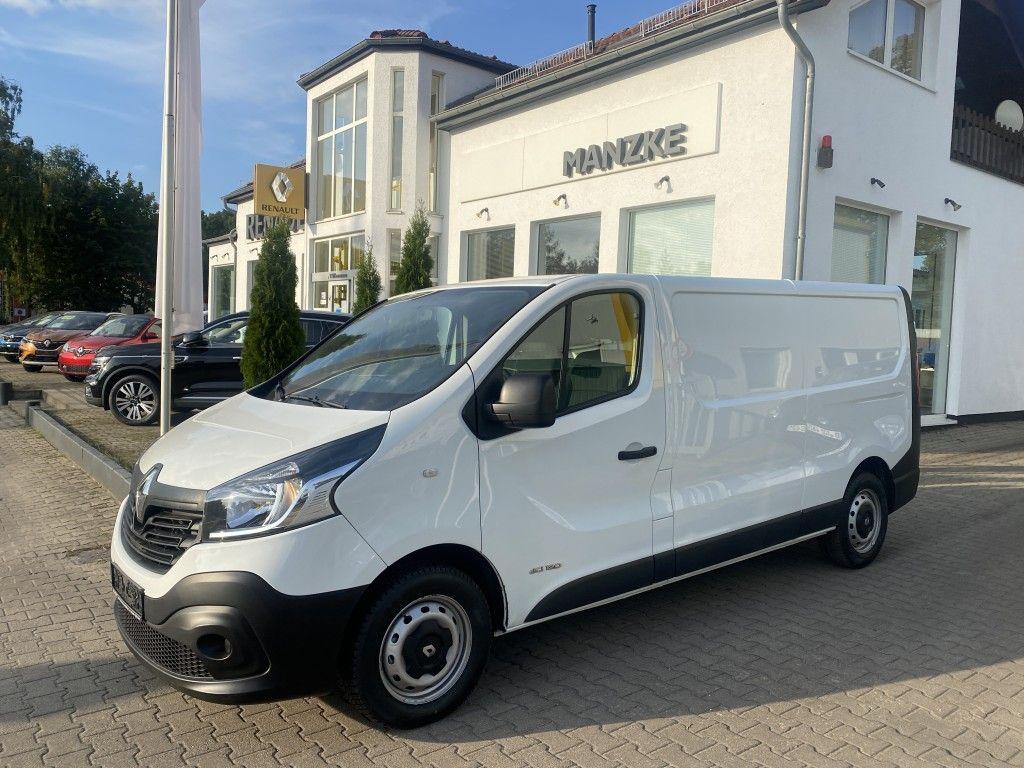 Renault Trafic dCi 120 L2H1 Komfort, Jahr 2018, Diesel
