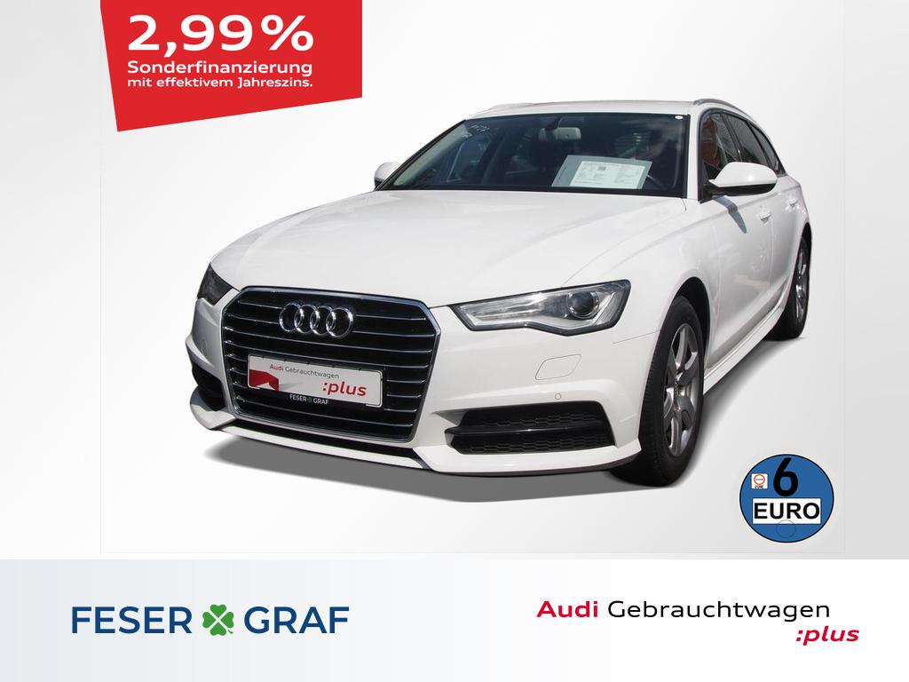 Audi A6 Avant 2.0 TDI ultra Xenon Plus/PDC Plus/Navi, Jahr 2016, Diesel
