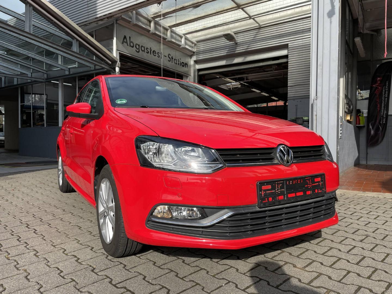 Volkswagen Polo Comfortline 1.2 TSI DSG -Navi-PDC-nur 21.30, Jahr 2017, Benzin