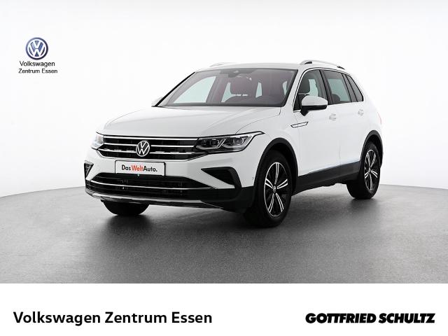 Volkswagen Tiguan Elegance 1 5 TSI DSG, Jahr 2021, Benzin