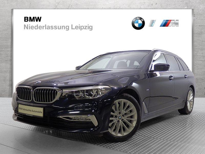BMW 540i xDrive Touring EURO6 Head-Up Navi Prof. RTTI Fl.Ass., Jahr 2017, Benzin