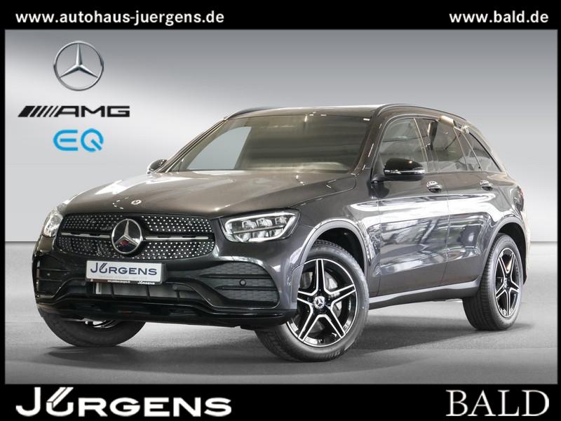 Mercedes-Benz GLC 400 d 4M AMG/19/Pano/AHK/Night/LED/Navi/, Jahr 2020, Diesel