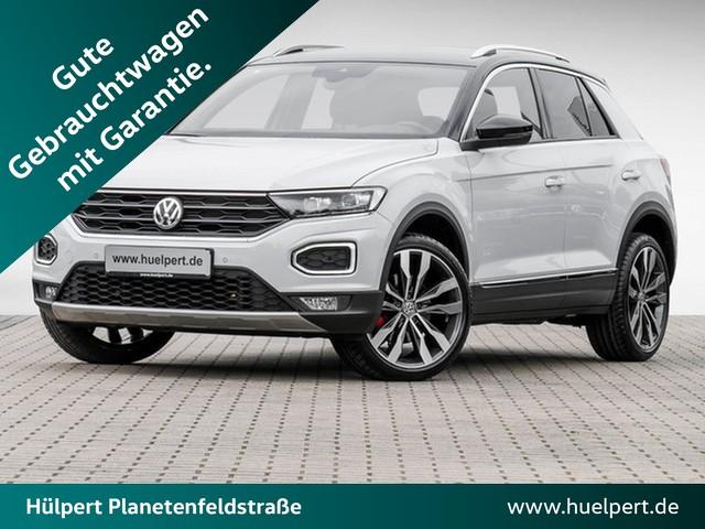 Volkswagen T-Roc 1.5 Sport Highline LED NAVI CAM ALU19 APP-CONN SOUNDSYSTEM, Jahr 2018, Benzin