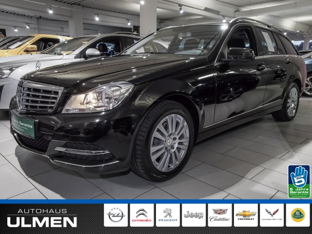 Mercedes-Benz C 200 C-Klasse T-Mod. T CDI BlueEfficiency Navi Sitzheizung Klimaauto.Alu PDCvo+hi Holzaussttung, Jahr 2014, Diesel
