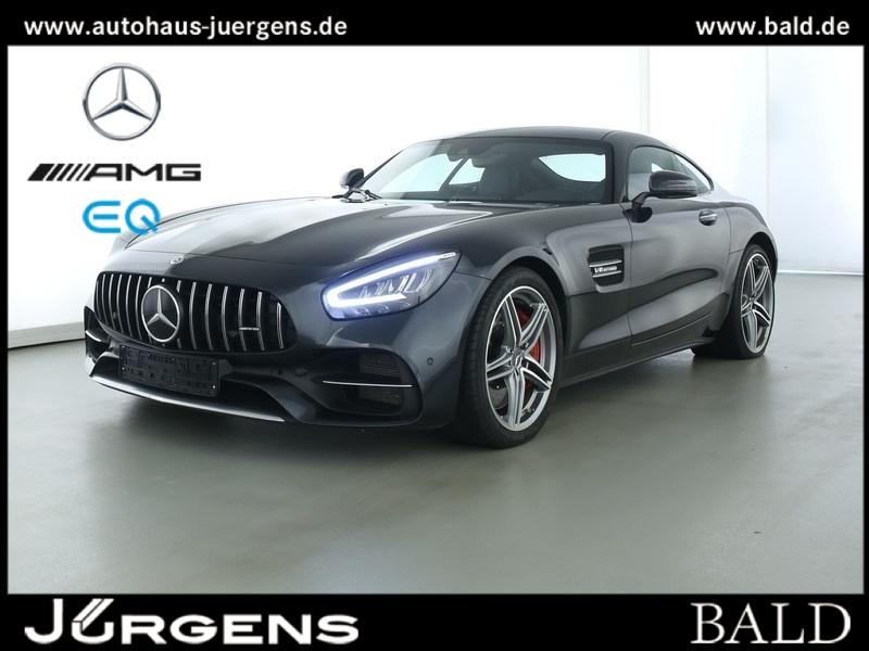 Mercedes-Benz AMG GT S Comand/Wide/Cam/Distr/Memo/Burm/Totw, Jahr 2020, Benzin