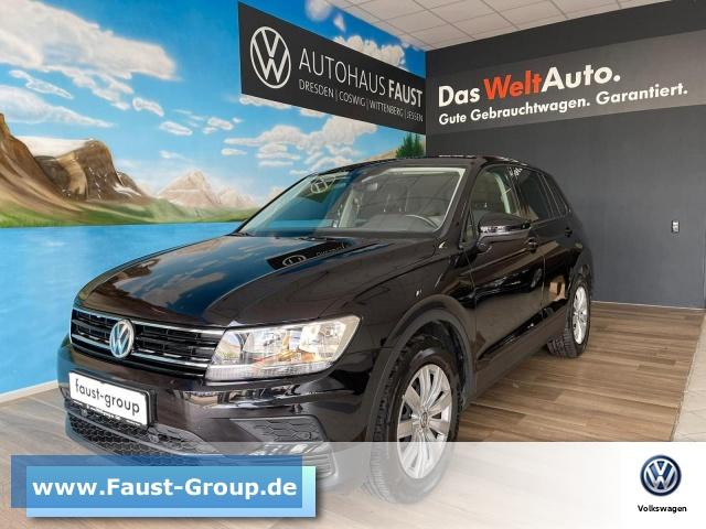 Volkswagen Tiguan DSG UPE 39000 EUR Navi Climatronic Sitzhzg, Jahr 2018, Diesel