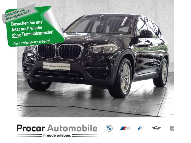 BMW X3 xDrive20d NAVI+LED+PANO+SHZ+BLUETOOTH+FINab1%, Jahr 2018, Diesel