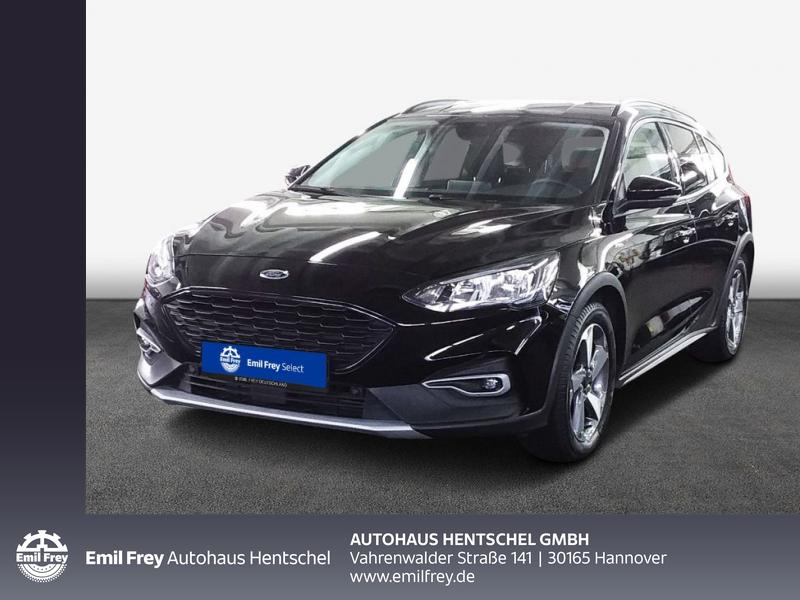 Ford Focus Turnier 1.0 ACTIVE, Jahr 2019, Benzin