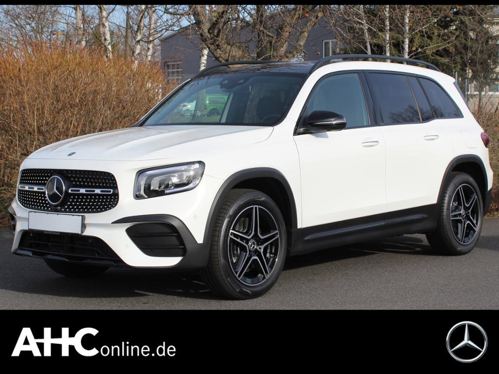 Mercedes-Benz GLB 250 4MATIC AMG+DISTRONIC+MBUX+SOUND+PANORAMA, Jahr 2019, Benzin